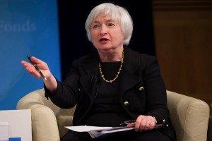 Janet Yellan, head of US Federal Reserve. Image: IMF