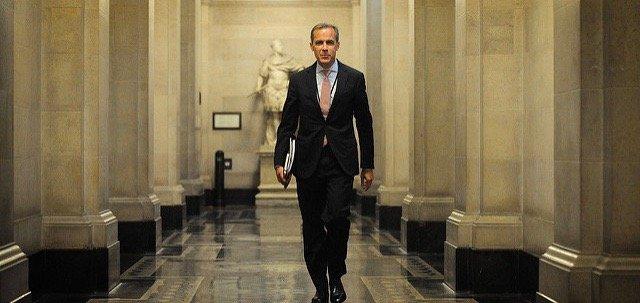 Mark Carney, governor of the Bank of England. Photo: Bank of England