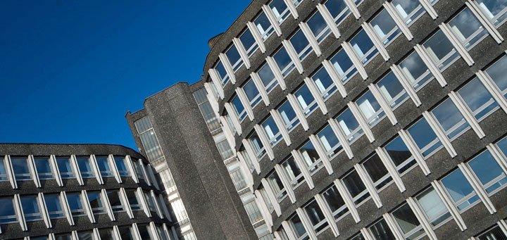 Argyle House office block in Edinburgh