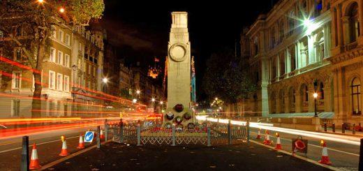 Whitehall london cenotaph