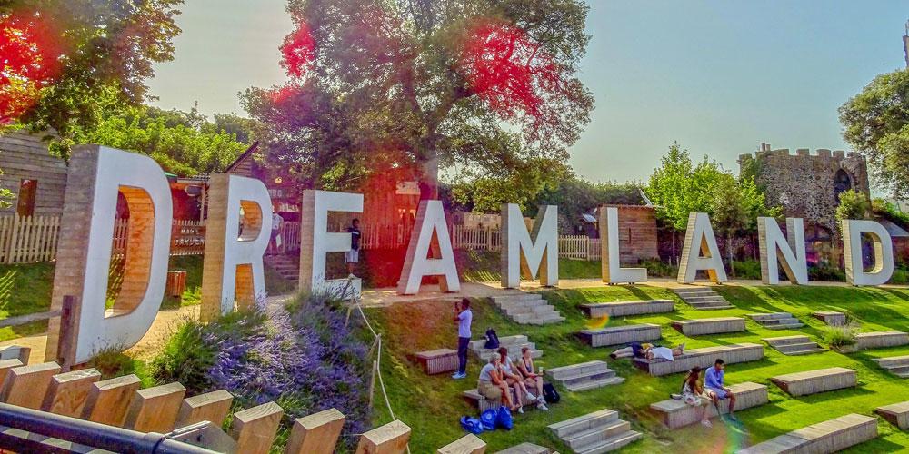 Dreamland Margate. Image by John K Thorne, Flickr