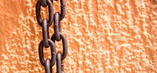 Chains - modern slavery